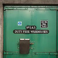 A bond store at The Glenlivet Distillery in Glenlivet, Ballindaloch, Scotland, July 11, 2015. Gary He/DRAMBOX MEDIA LIBRARY