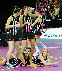 Auckland-Netball, Fast 5 final, New Zealand v England, November 11