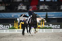 Van Silfhout Diederick, (NED), Arlando<br /> Grand Prix Dressage<br /> Stuttgart - German Masters 2015<br /> © Hippo Foto - Stefan Lafrentz