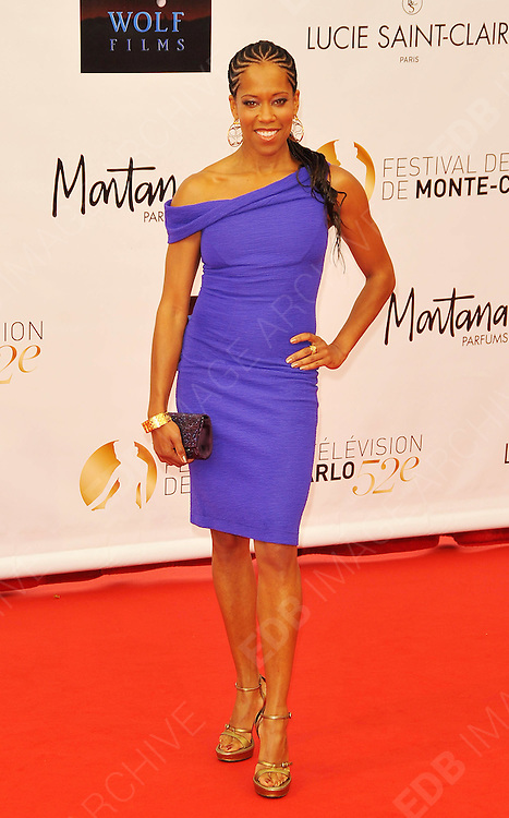 10.JUNE.2012. MONACO<br /> <br /> REGINA KING ATTENDS THE OPENING CEREMONY OF THE 52ND MONTE CARLO TELEVISION FESTIVAL HELD AT THE GRAMALDI FORUM.  <br /> <br /> BYLINE: EDBIMAGEARCHIVE.CO.UK<br /> <br /> *THIS IMAGE IS STRICTLY FOR UK NEWSPAPERS AND MAGAZINES ONLY*<br /> *FOR WORLD WIDE SALES AND WEB USE PLEASE CONTACT EDBIMAGEARCHIVE - 0208 954 5968*