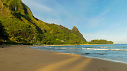 Haena Beach State Park, Kauai, Hawaii