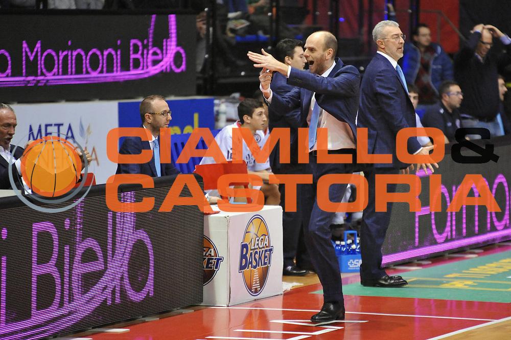 DESCRIZIONE : Biella Lega A 2012-13 Angelico Biella Umana Reyer Venezia<br /> GIOCATORE : Massimo Cancelieri<br /> CATEGORIA : Delusione<br /> SQUADRA : Angelico Biella <br /> EVENTO : Campionato Lega A 2012-2013 <br /> GARA : Angelico Biella Umana Reyer Venezia<br /> DATA : 25/11/2012<br /> SPORT : Pallacanestro <br /> AUTORE : Agenzia Ciamillo-Castoria/S.Ceretti<br /> Galleria : Lega Basket A 2012-2013  <br /> Fotonotizia : Biella Lega A 2012-13 Angelico Biella Umana Reyer Venezia<br /> Predefinita :