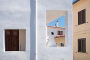Sardinian architecture, S'Archittu, July 16, 2017