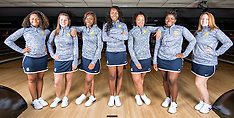 2016-17 A&T Women's Bowling Picture Day