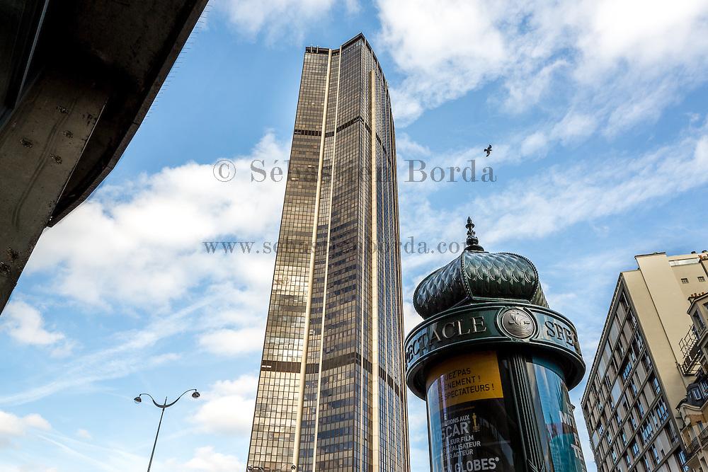 Tour Montparnasse // Montparnasse tower