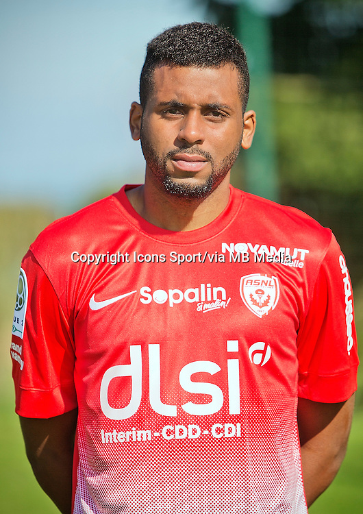 Jean Michel JOACHIM - 03.10.2013 - Photo Officielle - Nancy -<br /> Photo : Icon Sport