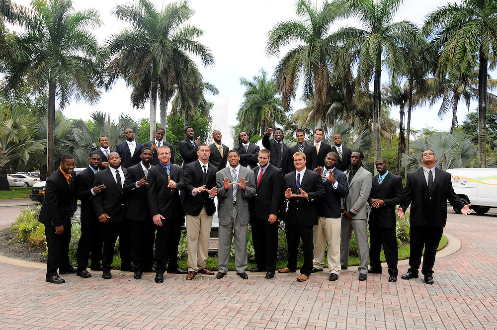 2011 Miami Hurricanes Football Seniors