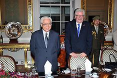 OCT 24 2014 President of Singapore visits Lloyd's of London