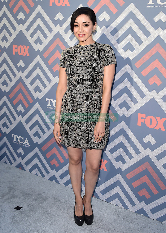 WEST HOLLYWOOD - AUGUST 8:  Aimee Garcia at the FOX and FX 2017 Summer TCA All-Star party at Soho House on August 8, 2017 in West Hollywood, California. (Photo by Scott Kirkland/FOX/PictureGroup) *** Please Use Credit from Credit Field ***