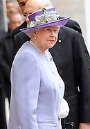 Queen Visits Italy