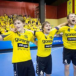 20121124: SLO, Handball - EHF Champions League, RK Gorenje Velenje vs Chambery Savoie HB