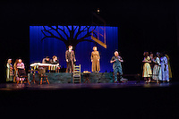 "Solano College Theatre presents ""The Crucible,"" directed by George Maguire."