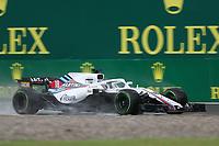 Lance Stroll Williams Mercedes<br /> Monza 31-08-2018 GP Italia <br /> Formula 1 Championship 2018 <br /> Foto Federico Basile / Insidefoto