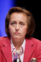30.04.2016, Messe, Stuttgart, GER, 5. Bundesparteitag der AfD, im Bild Beatrix von Storch Stellvertretende Vorsitzende der AFD // during the 5th party convention of the Alternative for Germany (AfD) at the Messe in Stuttgart, Germany on 2016/04/30. EXPA Pictures © 2016, PhotoCredit: EXPA/ Sammy Minkoff<br /> <br /> *****ATTENTION - OUT of GER*****