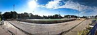AMSTELVEEN  -  Het Wagener Stadion zonder tribune.  Volgende week begint met met bouwen. COPYRIGHT KOEN SUYK