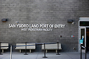 San Ysidro Land Port of Entry