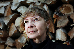 ROMANIA ZARNESTI 27OCT12 - Cristina Lapis, president and founder of the Zarnesti Bear Sanctuary in Romania, funded by WSPA...With over 160 acres (70 hectares) spread over a wooded hillside, it is Romania's first bear sanctuary and today houses 67 bears rescued from ramshackle zoos and cages at roadside restaurants.......jre/Photo by Jiri Rezac / WSPA..© Jiri Rezac 2012