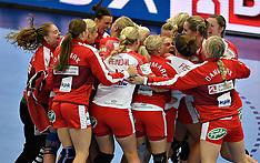 20161205 EHF Handball Womens EURO 2016, Danmark - Montenegro