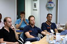 20060730 NED: European League Trainerscursus, Rotterdam