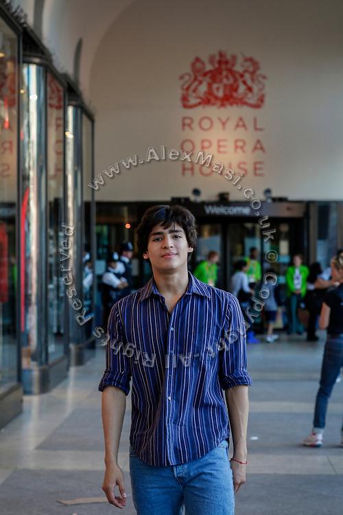 Joan Sebastian Zamora is portrayed in London, United Kingdom. Copyright: Alex Masi - ALL RIGHTS RESERVED - alex@alexmasi.co.uk