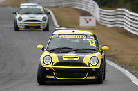 #12 Stuart MCLAREN Mini Cooper S  during MINI Challenge - Cooper S  as part of the MSVR MINI Festival at Oulton Park, Little Budworth, Cheshire, United Kingdom. July 21 2018. World Copyright Peter Taylor/PSP. Copy of publication required for printed pictures.