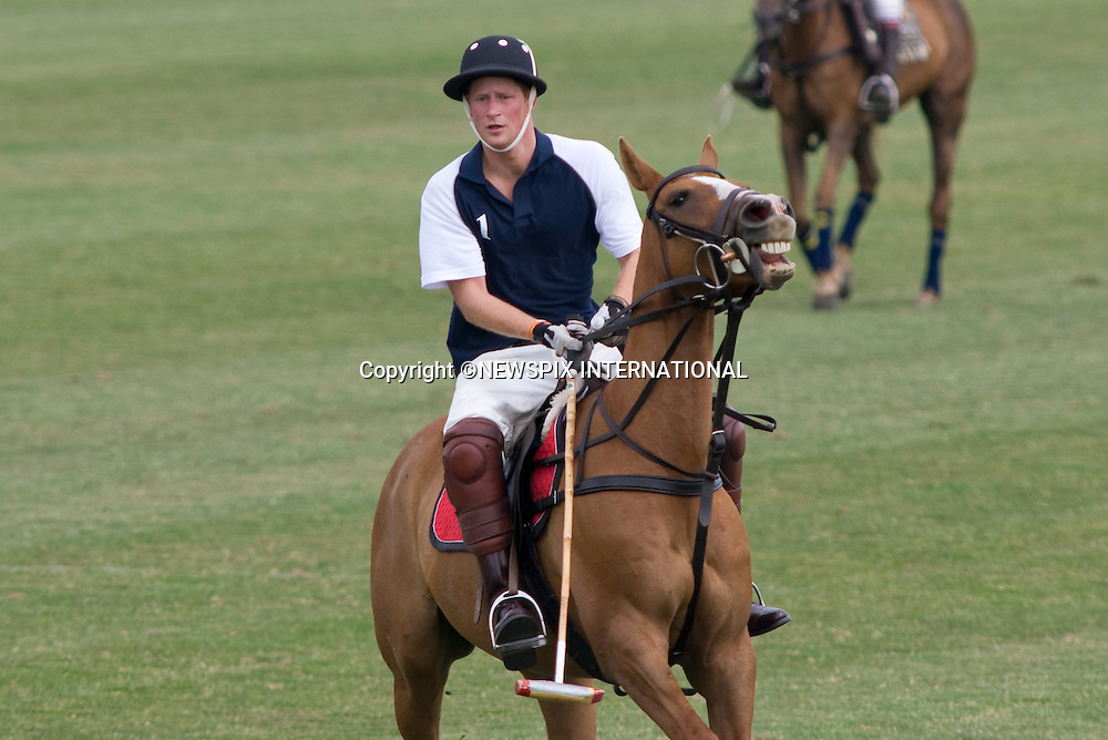 """PRINCE WILLIAM & PRINCE HARRY.Watched by Kate Middleton (looking very skinny) the Princes play in the Chakravarty Cup at Beaufort Polo Club_Westonbirt_10/07/2010.Mandatory Photo Credit: ©Dias/Newspix International..**ALL FEES PAYABLE TO: """"NEWSPIX INTERNATIONAL""""**..PHOTO CREDIT MANDATORY!!: NEWSPIX INTERNATIONAL(Failure to credit will incur a surcharge of 100% of reproduction fees)..IMMEDIATE CONFIRMATION OF USAGE REQUIRED:.Newspix International, 31 Chinnery Hill, Bishop's Stortford, ENGLAND CM23 3PS.Tel:+441279 324672  ; Fax: +441279656877.Mobile:  0777568 1153.e-mail: info@newspixinternational.co.uk"""