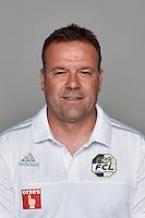 15.07.2016; Luzern; Fussball - FC Luzern;<br />Assistenztrainer Patrick Rahmen (Luzern)<br />(Martin Meienberger/freshfocus)
