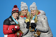 Women - Singles luge event - 14 February 2018