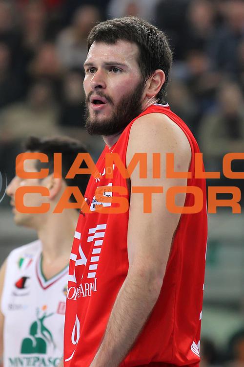 DESCRIZIONE : Torino Coppa Italia Final Eight 2012 Semifinale Montepaschi Siena EA7 Emporio Armani Milano<br /> GIOCATORE : Antonis Fotsis<br /> SQUADRA : EA7 Emporio Armani Milano<br /> EVENTO : Suisse Gas Basket Coppa Italia Final Eight 2012<br /> GARA : Montepaschi Siena EA7 Emporio Armani Milano<br /> DATA : 18/02/2012<br /> CATEGORIA : ritratto<br /> SPORT : Pallacanestro<br /> AUTORE : Agenzia Ciamillo-Castoria/ElioCastoria<br /> Galleria : Final Eight Coppa Italia 2012<br /> Fotonotizia : Torino Coppa Italia Final Eight 2012 Semifinale Montepaschi Siena EA7 Emporio Armani Milano<br /> Predefinita :