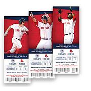 Photographs: Boston Red Sox Season Tickets - 2016