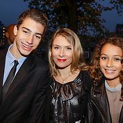 NLD/Amsteram/20121021- Premiere HEMA de Musical, Elle van Rijn en kinderen