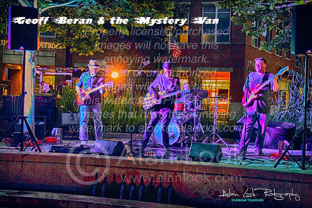 Make Music Normal festival - Uptown Normal<br /> <br /> Geoff Beran and the Mystery Van:<br /> Geoff Beran - Leader<br /> Jeff Walker - Bass<br /> Ken Thornton - Guitar<br /> Ryan Howes - Drums