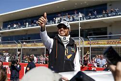 November 3, 2019, Austin, United States of America: Motorsports: FIA Formula One World Championship 2019, Grand Prix of United States, .#44 Lewis Hamilton (GBR, Mercedes AMG Petronas Motorsport) (Credit Image: © Hoch Zwei via ZUMA Wire)