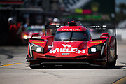 March 15-17, 2018: Mobil 1 Sebring 12 hour. 31 Whelen Engineering Racing, Cadillac DPi, Stuart Middleton, Eric Curran, Felipe Nasr Mike Conway