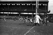 28/04/1968<br /> 04/28/1968<br /> 28 April 1968<br /> National Hurling League Semi-Final: Kerry v Wicklow at Croke Park, Dublin.