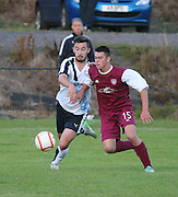 Ben Priest - Arbroath Vics v Dundee 20s, Pre-season friendly at OgilvyPark<br /> <br />  - &copy; David Young - www.davidyoungphoto.co.uk - email: davidyoungphoto@gmail.com