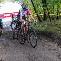 13-10-2019: Cycling: Superprestige Veldrijden: Gieten <br />Manon Bakker