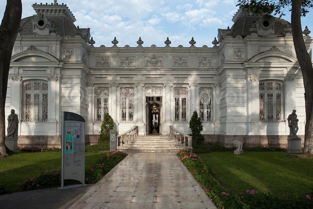Barranco. Pedro de Osma museum