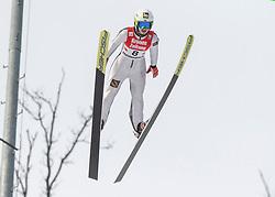 02.02.2019, Energie AG Skisprung Arena, Hinzenbach, AUT, FIS Weltcup Ski Sprung, Damen, Wertungsdurchgang, im Bild Ksenia Kablukova (RUS) // Ksenia Kablukova (RUS) during the woman's Competition Jump of FIS Ski Jumping World Cup at the Energie AG Skisprung Arena in Hinzenbach, Austria on 2019/02/02. EXPA Pictures © 2019, PhotoCredit: EXPA/ Reinhard Eisenbauer