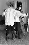 Chigwell Girls Dancing, UK, 1980s.