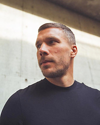 "Lukas Podolski releases a photo on Twitter with the following caption: """"Look forward good things will happen #staypositive #fight 🙌🏻⚽️💪🏻"""". Photo Credit: Twitter *** No USA Distribution *** For Editorial Use Only *** Not to be Published in Books or Photo Books ***  Please note: Fees charged by the agency are for the agency's services only, and do not, nor are they intended to, convey to the user any ownership of Copyright or License in the material. The agency does not claim any ownership including but not limited to Copyright or License in the attached material. By publishing this material you expressly agree to indemnify and to hold the agency and its directors, shareholders and employees harmless from any loss, claims, damages, demands, expenses (including legal fees), or any causes of action or allegation against the agency arising out of or connected in any way with publication of the material."