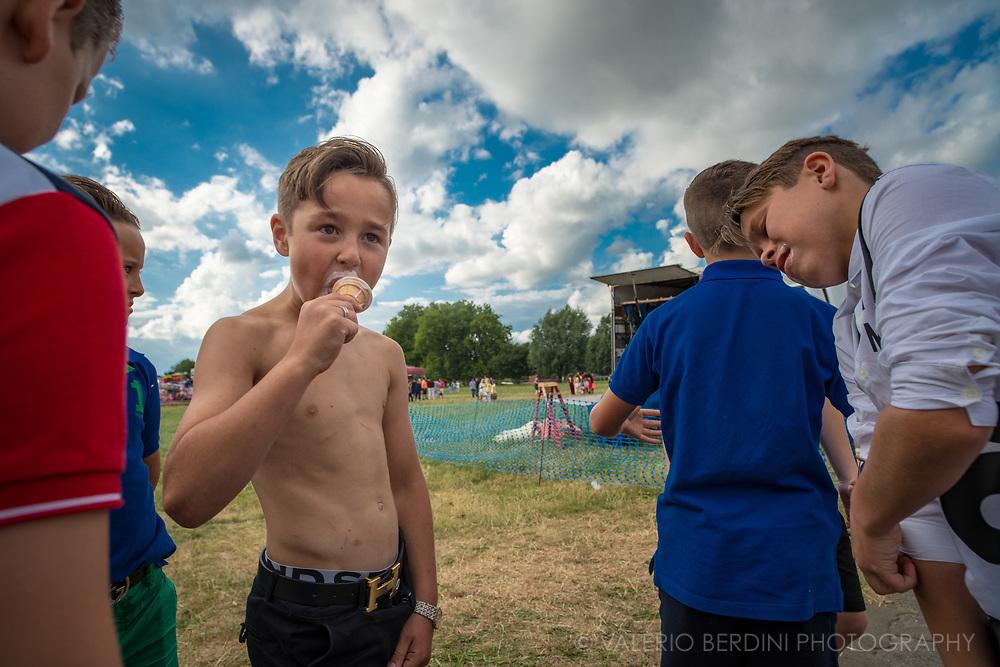 Midsummer Fair, Cambridge 2017