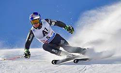 23.10.2016, Rettenbachferner, Soelden, AUT, FIS Weltcup Ski Alpin, Soelden, Riesenslalom, Herren, 1. Durchgang, im Bild Alexis Pinturault (FRA, 1. Platz) // winner Alexis Pinturault of France in action during 1st run of mens Giant Slalom of the FIS Ski Alpine Worldcup opening at the Rettenbachferner in Soelden, Austria on 2016/10/23. EXPA Pictures © 2016, PhotoCredit: EXPA/ Nisse Schmid<br /> <br /> *****ATTENTION - OUT of SWE*****