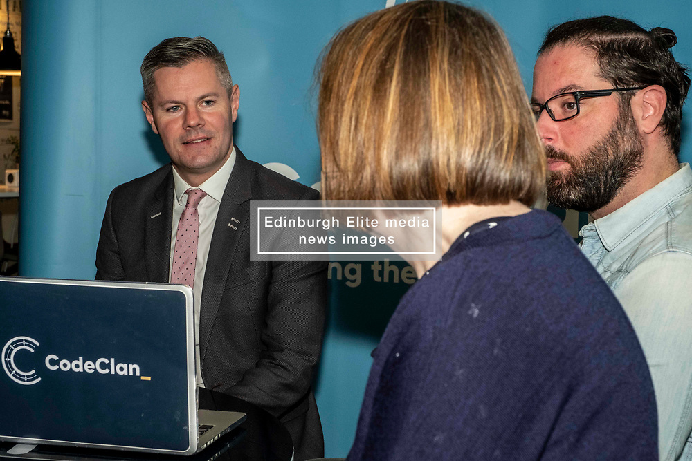 Pictured: Derek Mackay<br />
