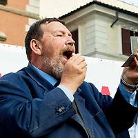 Siamo tutti Puttane, Manifestazione contro la condanna di Berlusconi