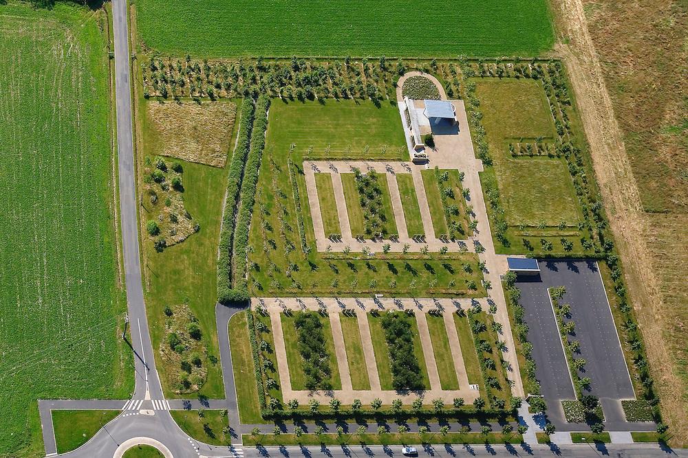 Chavagne - Nouveau cimetière