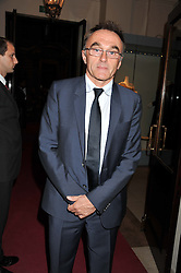 DANNY BOYLE at the GQ Men of The Year Awards 2012 held at The Royal Opera House, London on 4th September 2012.