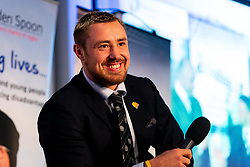 Jack Nowell at the annual Exeter Chiefs Foundation Christmas Dinner at Sandy Park - Ryan Hiscott/JMP - 07/12/2018 - RUGBY - Sandy Park - Exeter, England - Exeter Chiefs Foundation Christmas Dinner with David Flatman