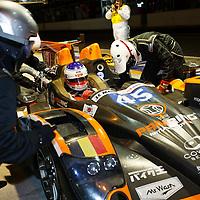 #45 Oreca 03, P2, Boutsen Ginion Racing Drivers: Bastien Brière, Shinji Nakano, Jens Petersen, Le Mans 2012