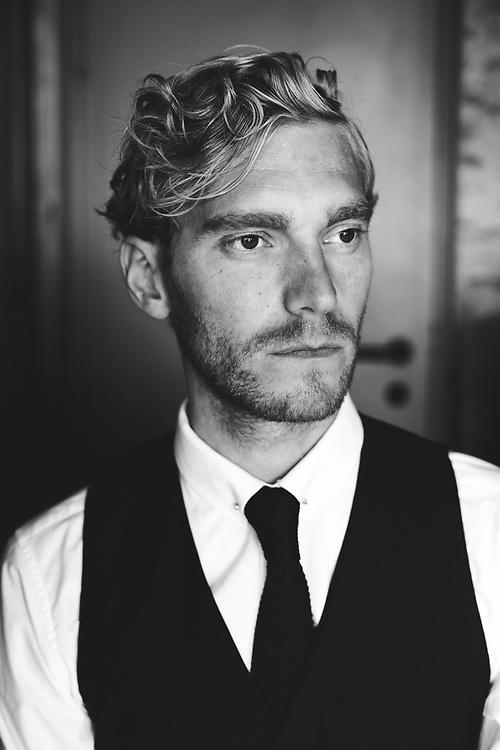 Skuespiller Peter Svarre Hald (Foto: HEIN Photography)